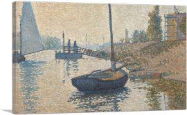 The Ponton de la Felicite 1886