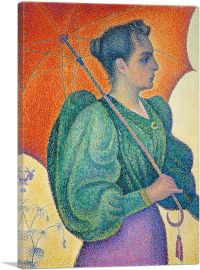 Woman With a Parasol 1893