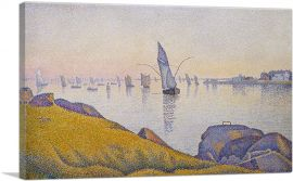 Evening Calm - Concarneau 1891