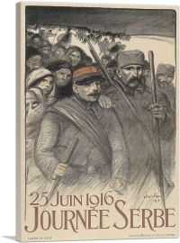 Journee Serbe - Save Serbia Our Ally 1916