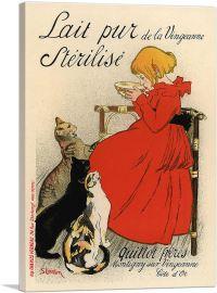 Lait Pur Sterilise de la Vingeanne 1894