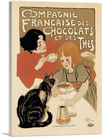 Compagnie Francaise Des Chocolats Et Des Thes 1898