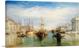 The Grand Canal Venice 1835