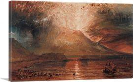 Vesuvius in Eruption 1820