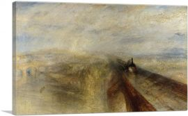 Rain, Steam and Speed The Great Western Railway 1835