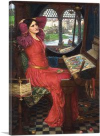 I am Half-Sick of Shadow said the Lady of Shalott 1915