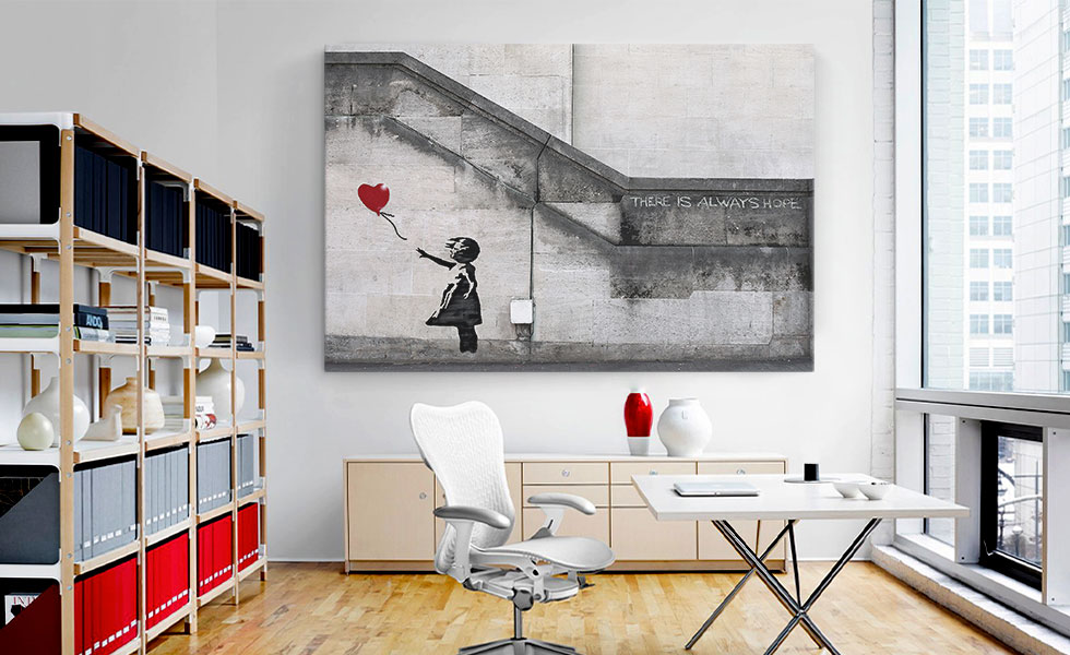 Why to Choose Art on Canvas?